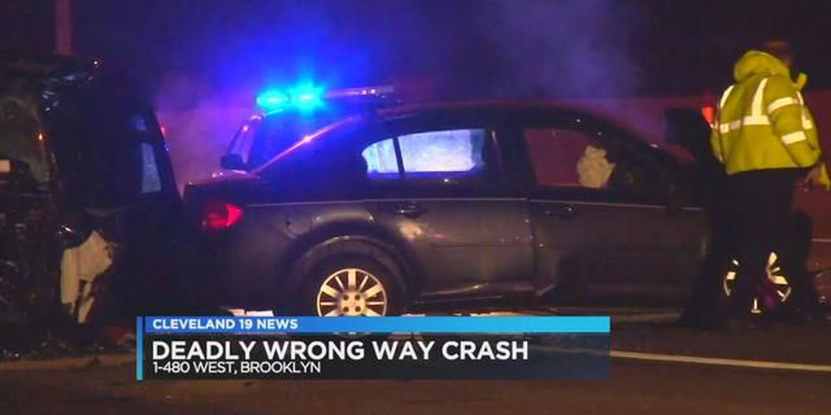2nd deadly wrong-way crash in two weeks