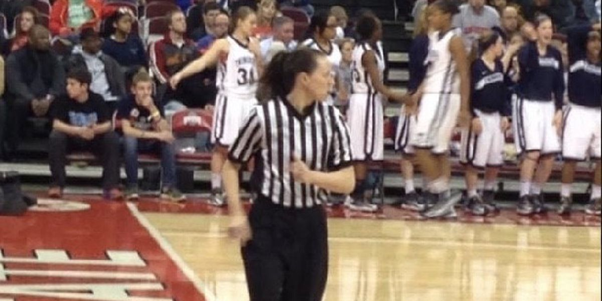 From trauma unit to basketball court, local woman making crucial calls