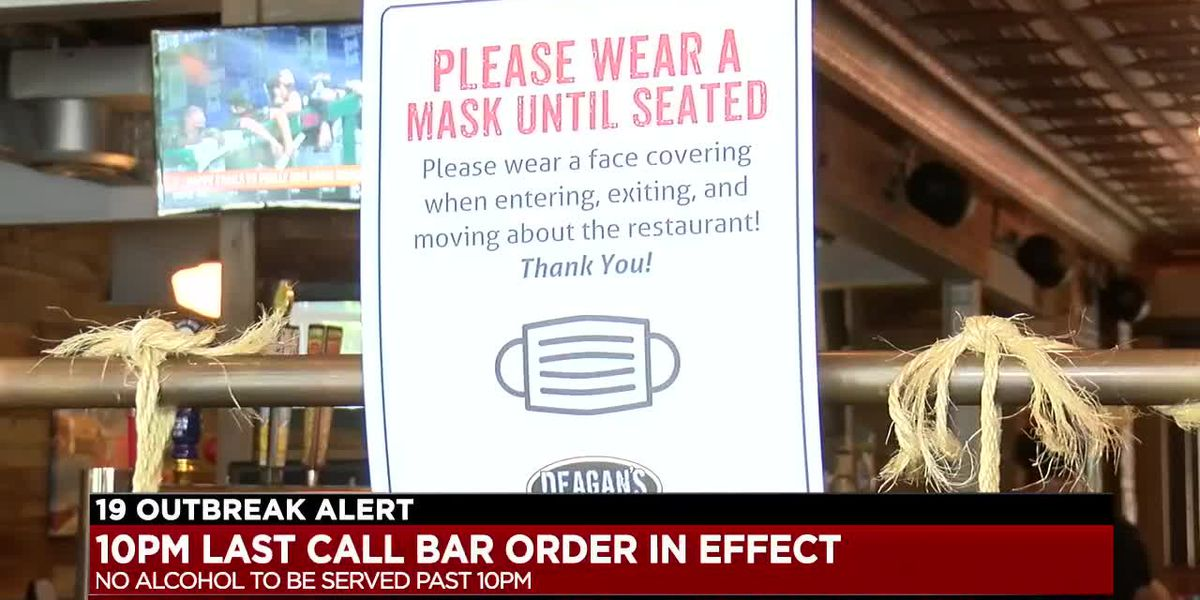 'Last Call' order now in effect for Ohio