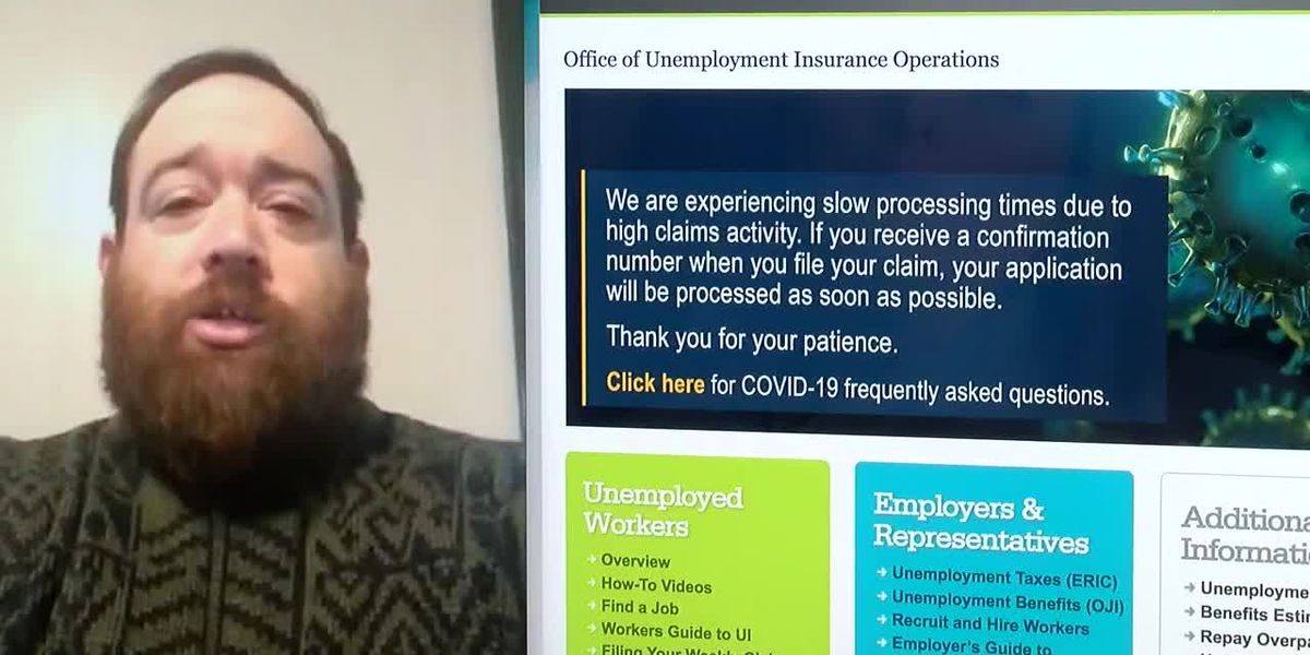 ODJFS addresses new issue opening messages from unemployment office