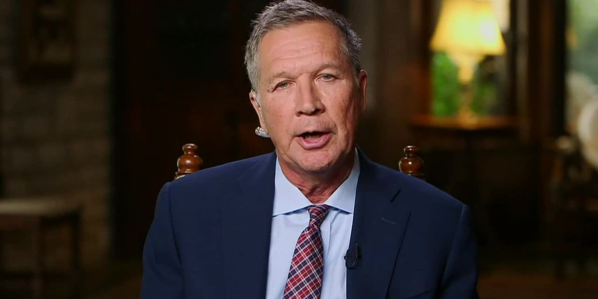 Gov. Kasich asks for donations to 'fix America' through new website