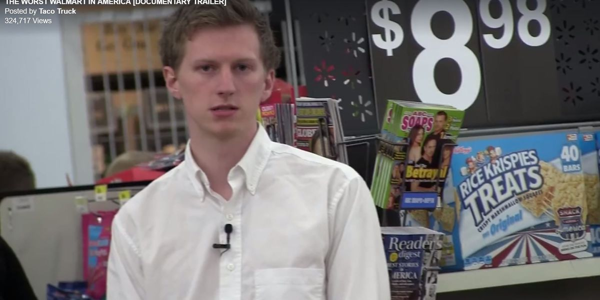Cleveland Steelyard Commons Wal-Mart mockumentary examines why it's the worst