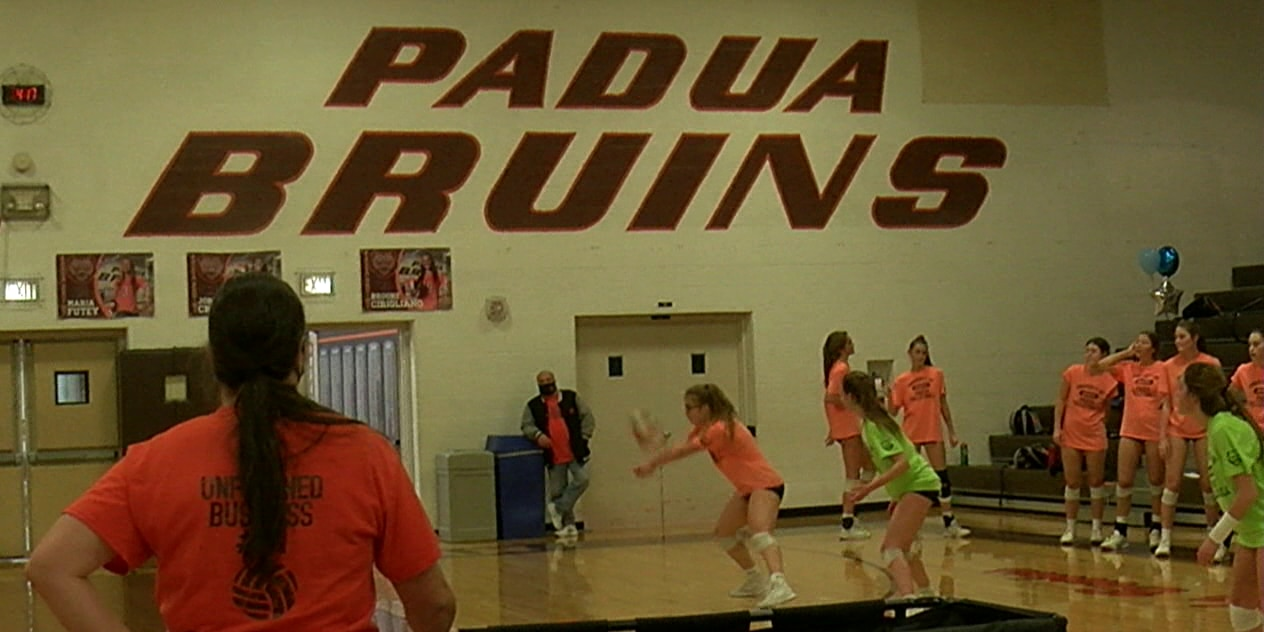 Padua Volleyball aiming for a National Championship