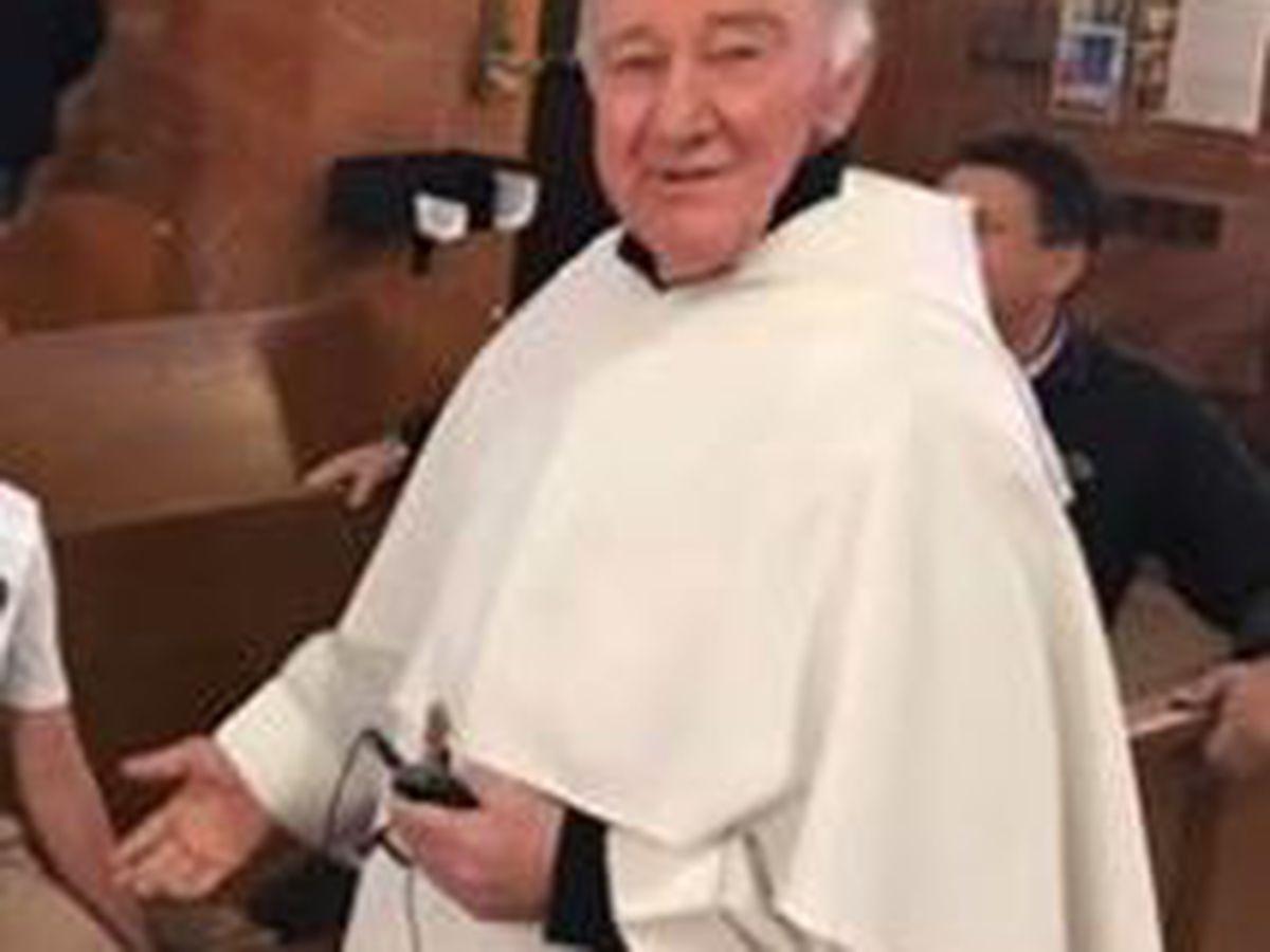 82-year-old Cleveland priest battling coronavirus