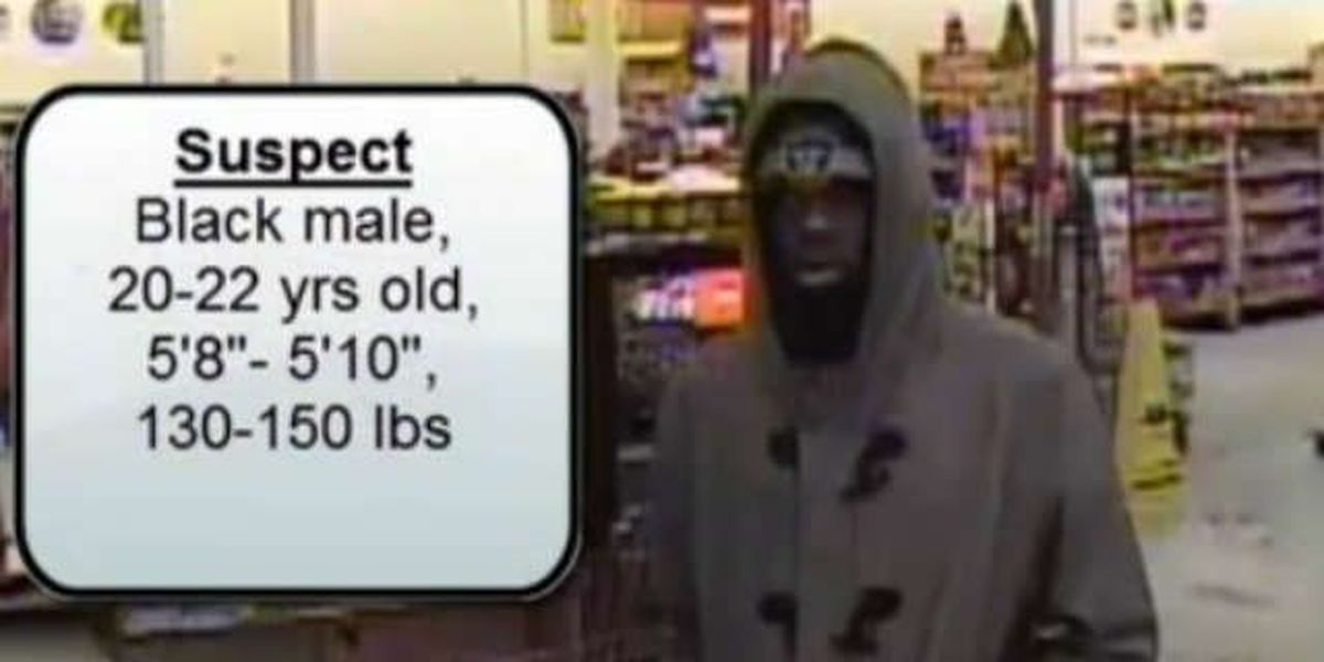 WANTED: Police search for man who robbed a Family Dollar