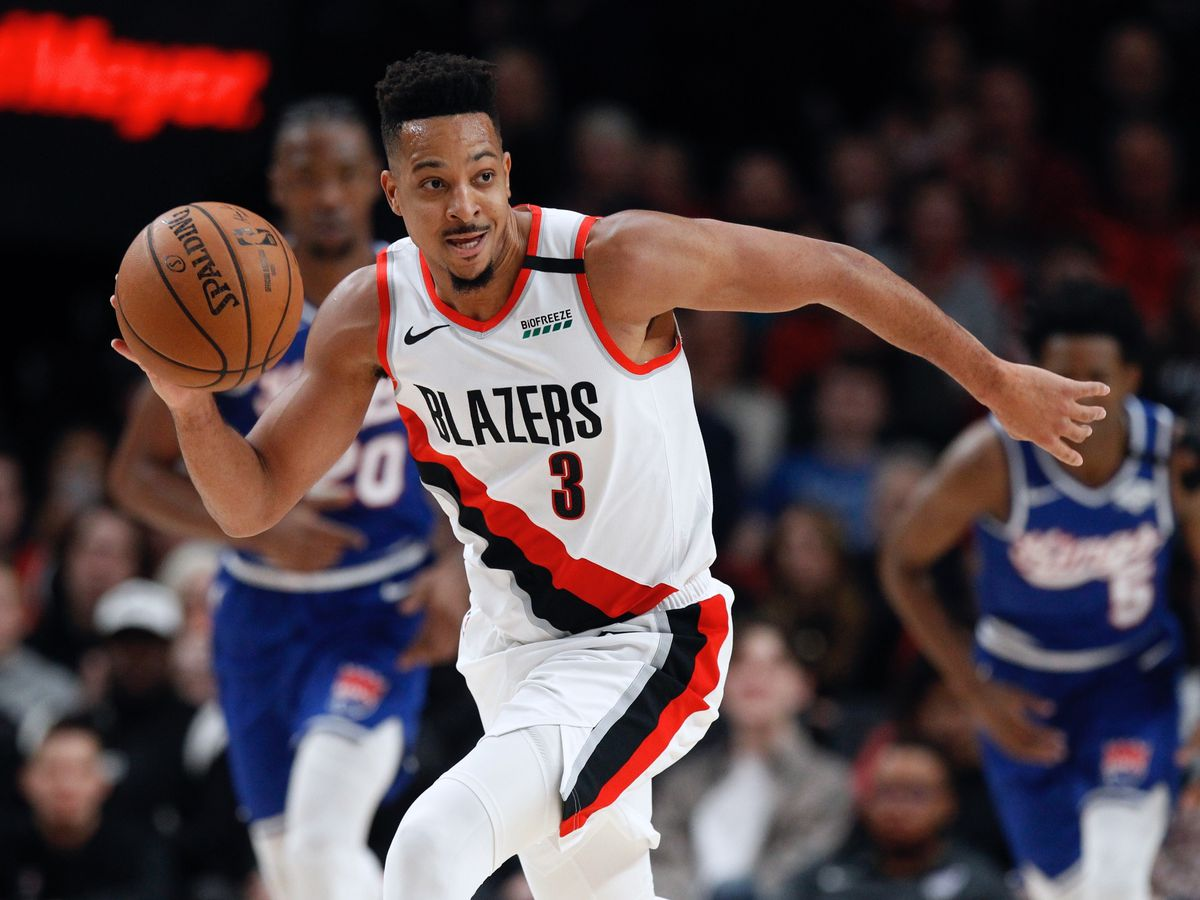 Canton native, NBA star CJ McCollum donates $100,000 for COVID-19 relief to Akron-Canton Food Bank