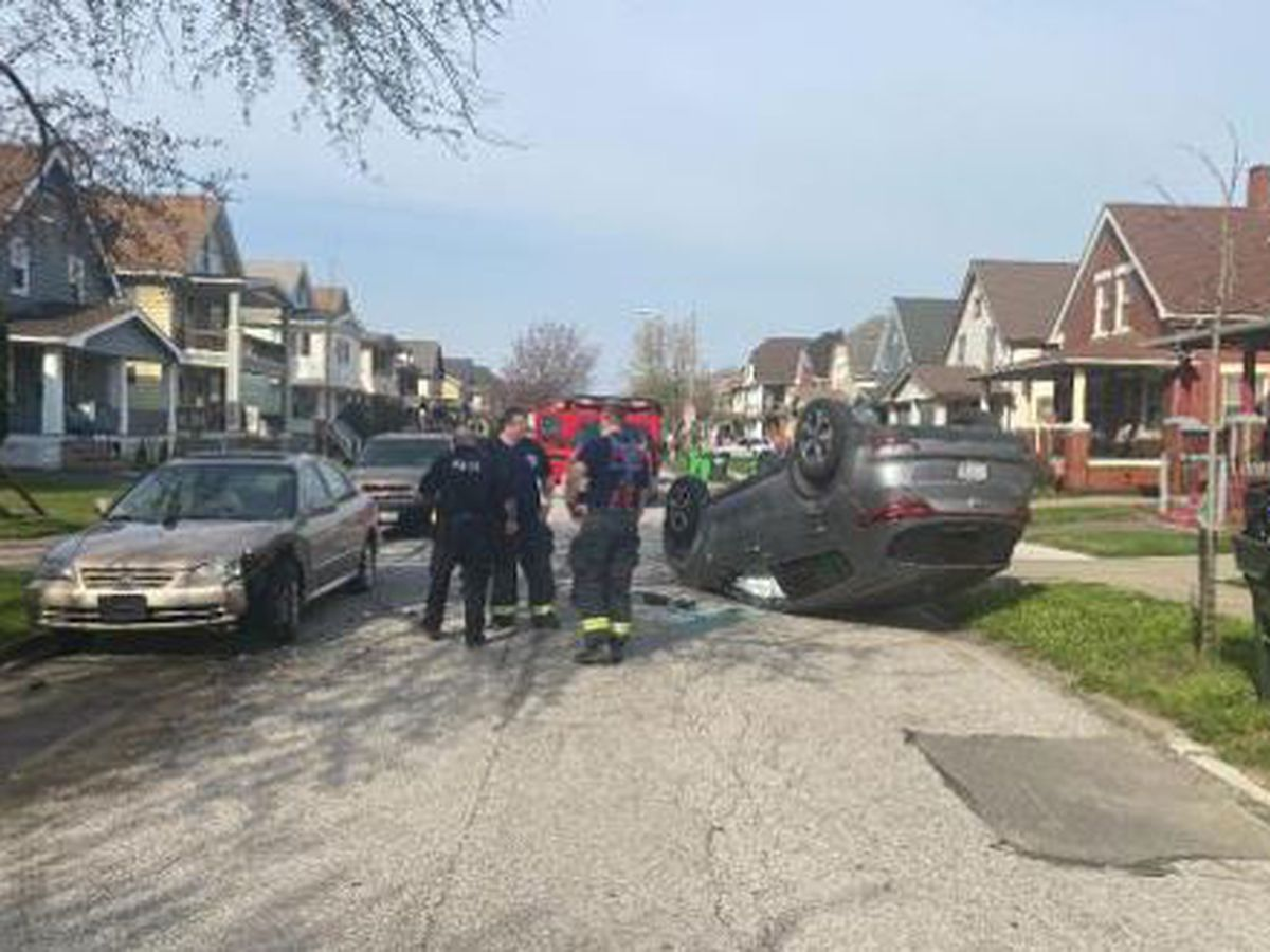 Newburgh Heights father struggling to get back on his feet after car totaled by driver on heroin