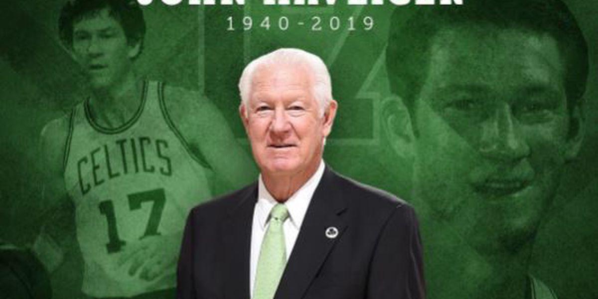 Ohio legend John Havlicek dead at 79