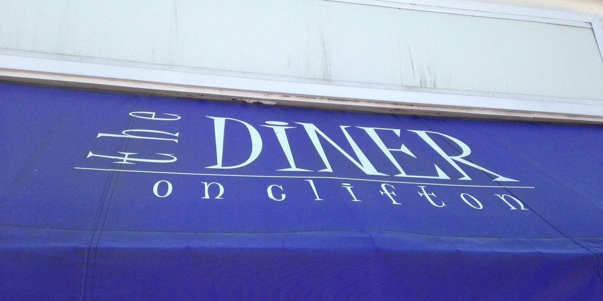 Diner on Clifton closes for now