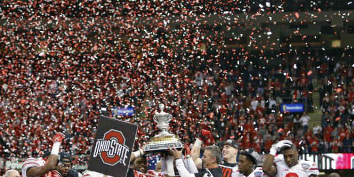 White House to honor National Champion Buckeyes