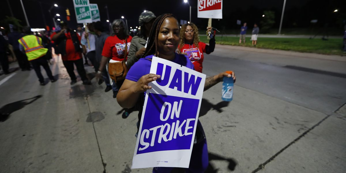 Sunny Side Up: Will the UAW strike do more harm than good?