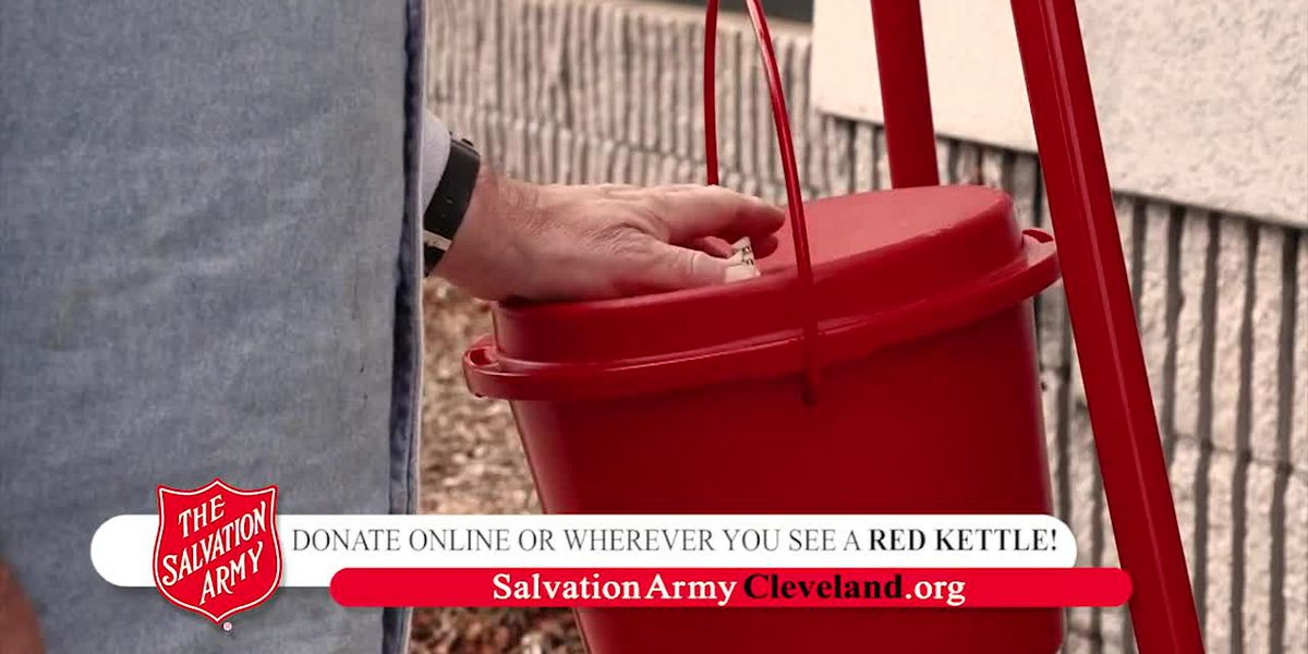 Salvation Army - Red Kettle