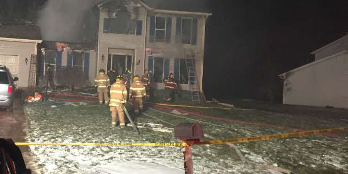 Fire intentionally set in Northfield house explosion that killed family