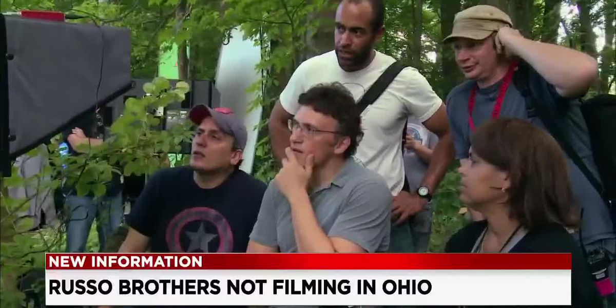 Russo brothers will not be making their next movie in Cleveland