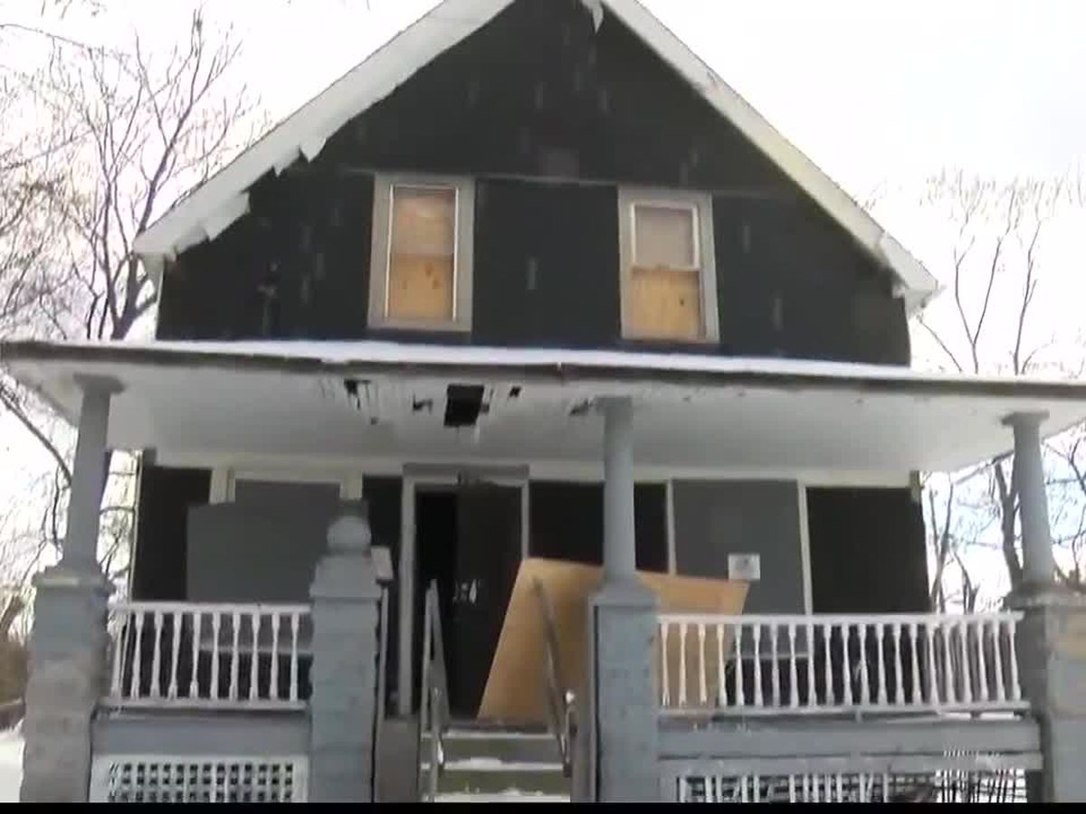 Getting Answers from Land Bank on delay to tear down home where Alianna DeFreeze killed