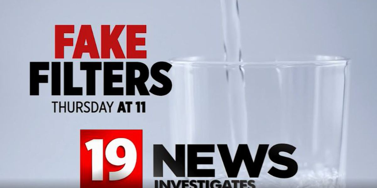 Is your water filter a fake?