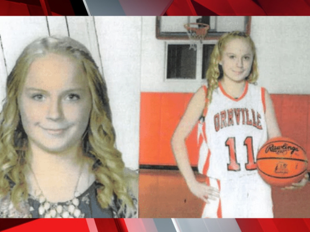 Rittman Police searching for 14-year-old girl missing since July