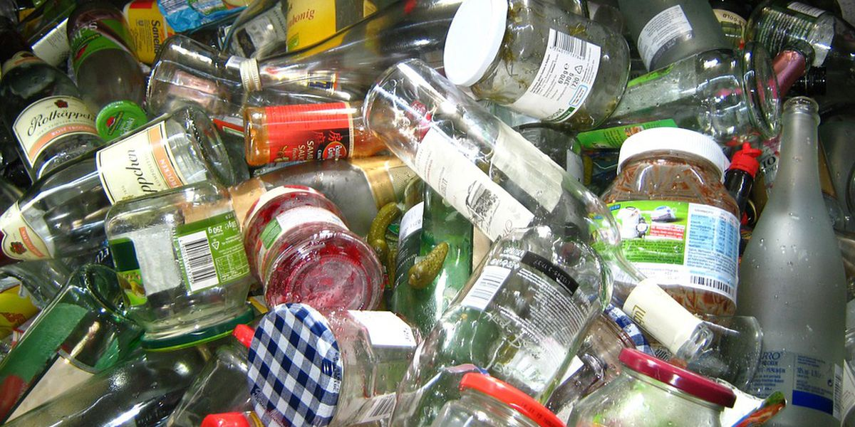 Akron no longer accepts glass, textiles as part of recycling program
