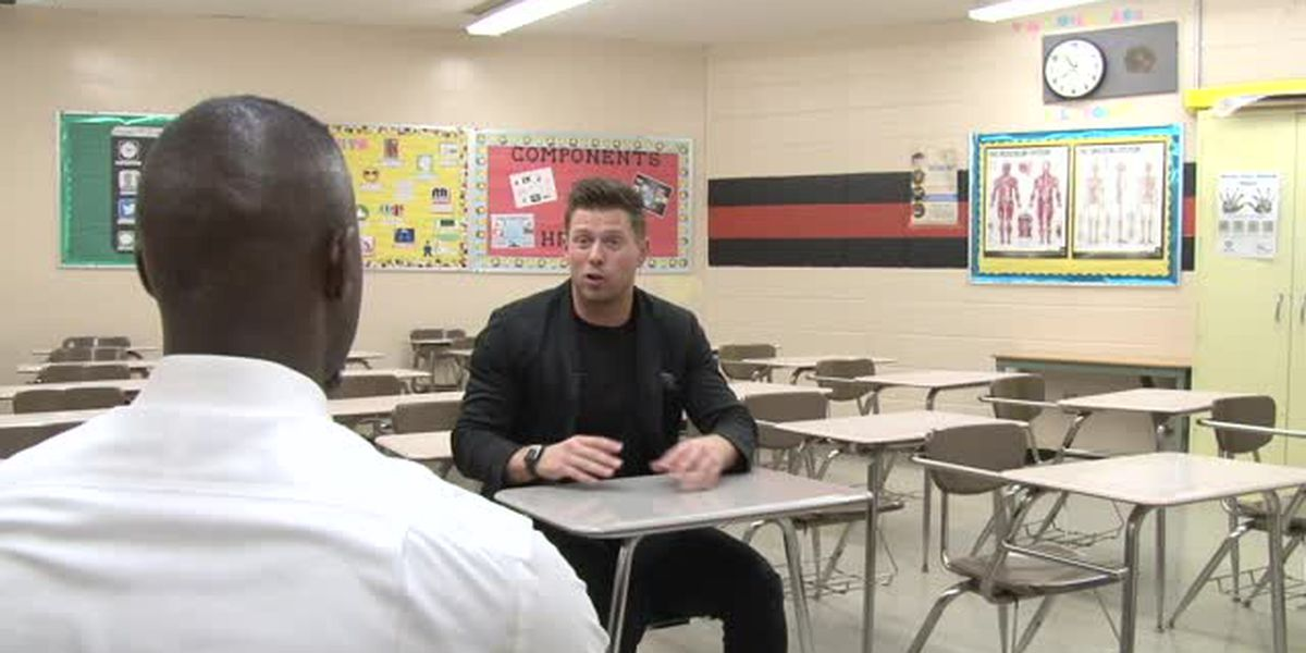 Inspiration behind 'The Miz' during The Real World
