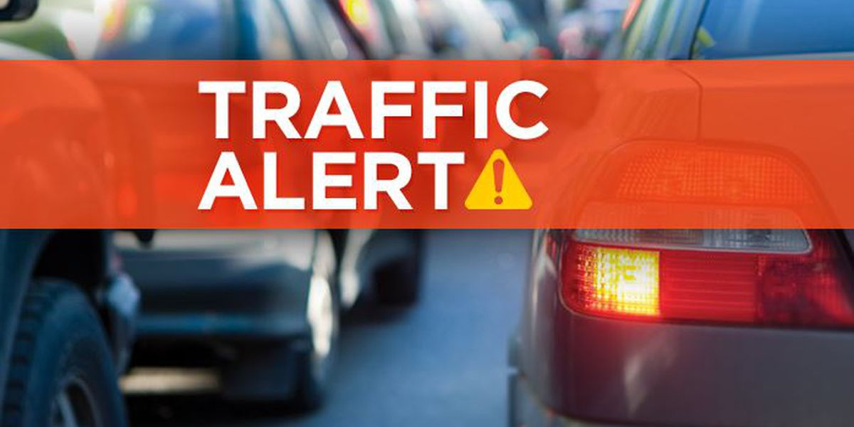 Traffic Alert: 2 crashes on Interstate 77 NB at Fleet Avenue causing 7-mile backup