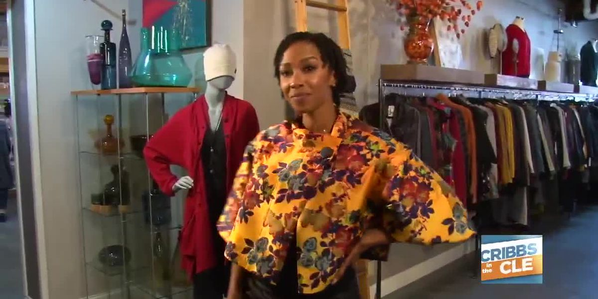 Top fall fashion trends for 2019: Maria Cribbs visits Juma Gallery for some autumn outfit ideas