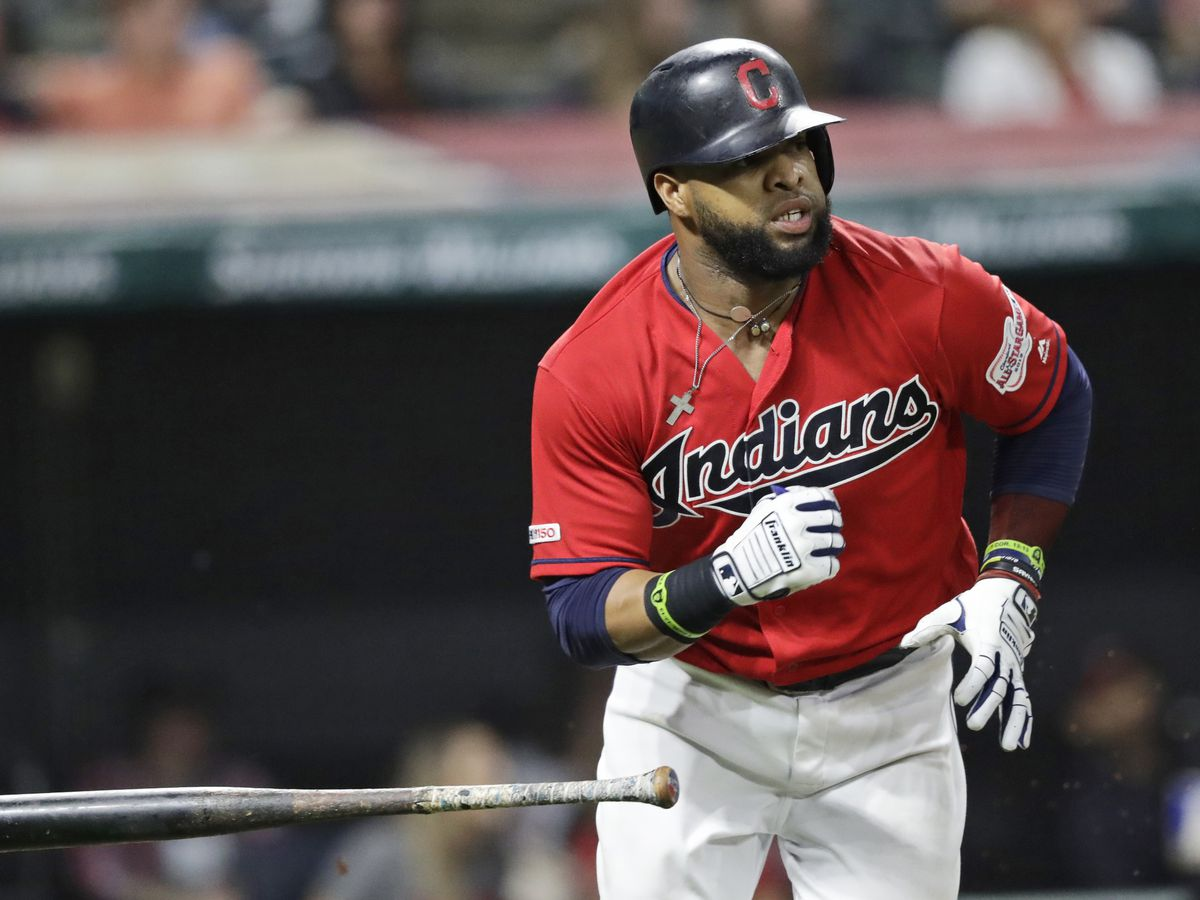 Santana, Reyes lead Indians past White Sox 11-3