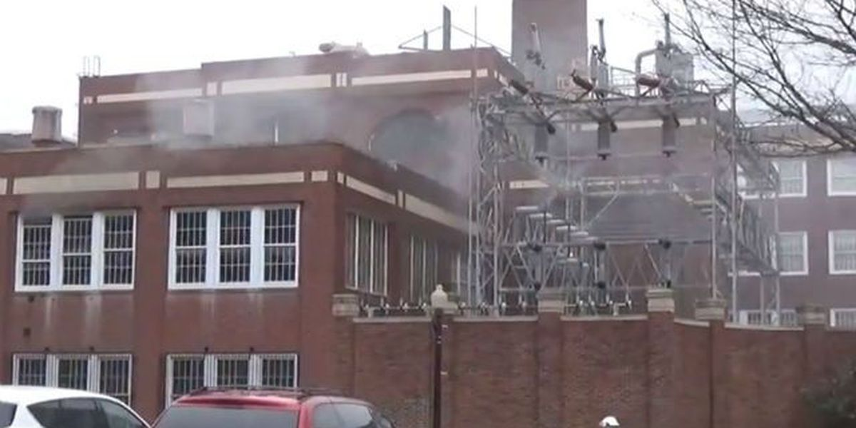 Crews battle electrical fire in North Canton