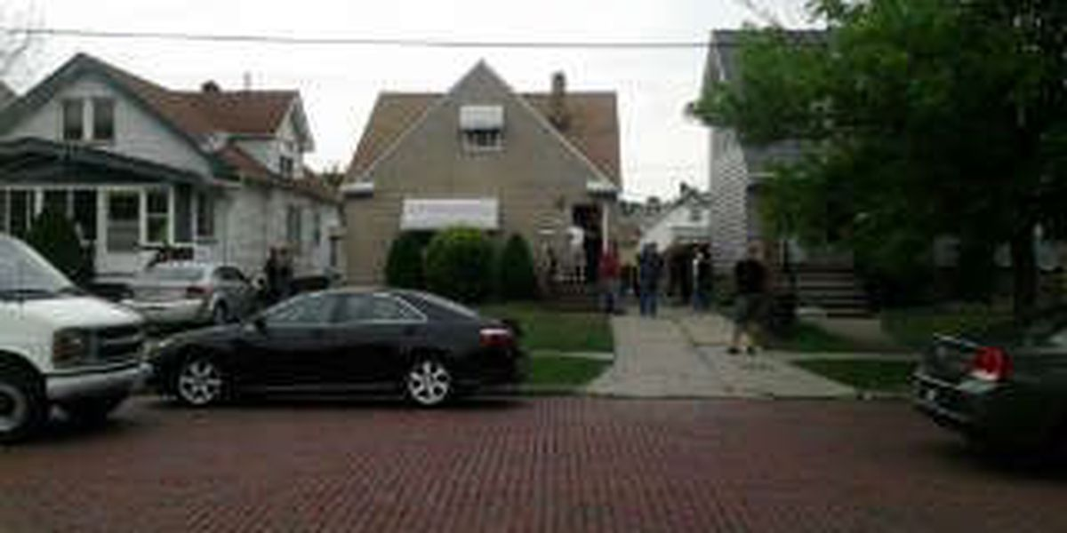 Police respond to Thrush Ave. home to search for stolen cars and pot