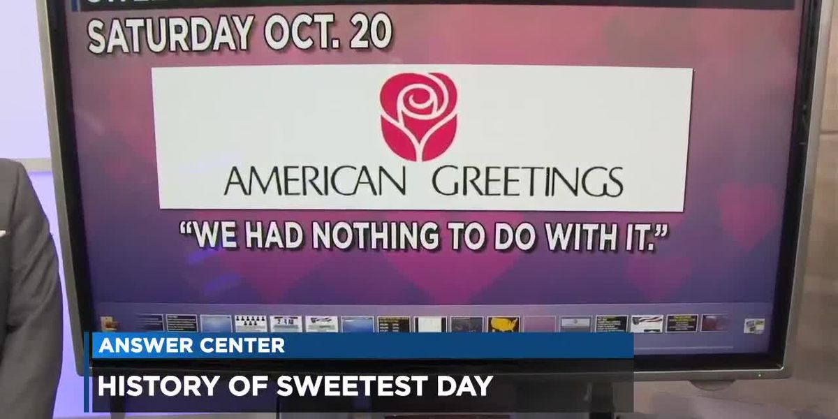 American Greetings did not invent Sweetest Day, but a Clevelander did