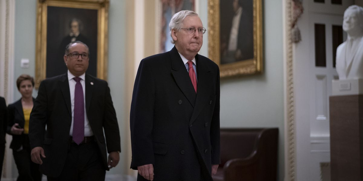 GOP does not yet have enough votes to block witnesses at Trump impeachment trial
