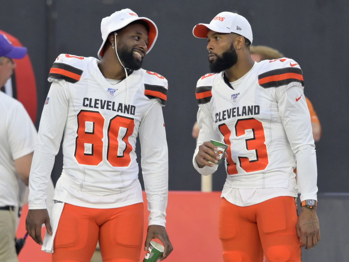 Landry, Beckham, other players send video message to NFL about racial inequality