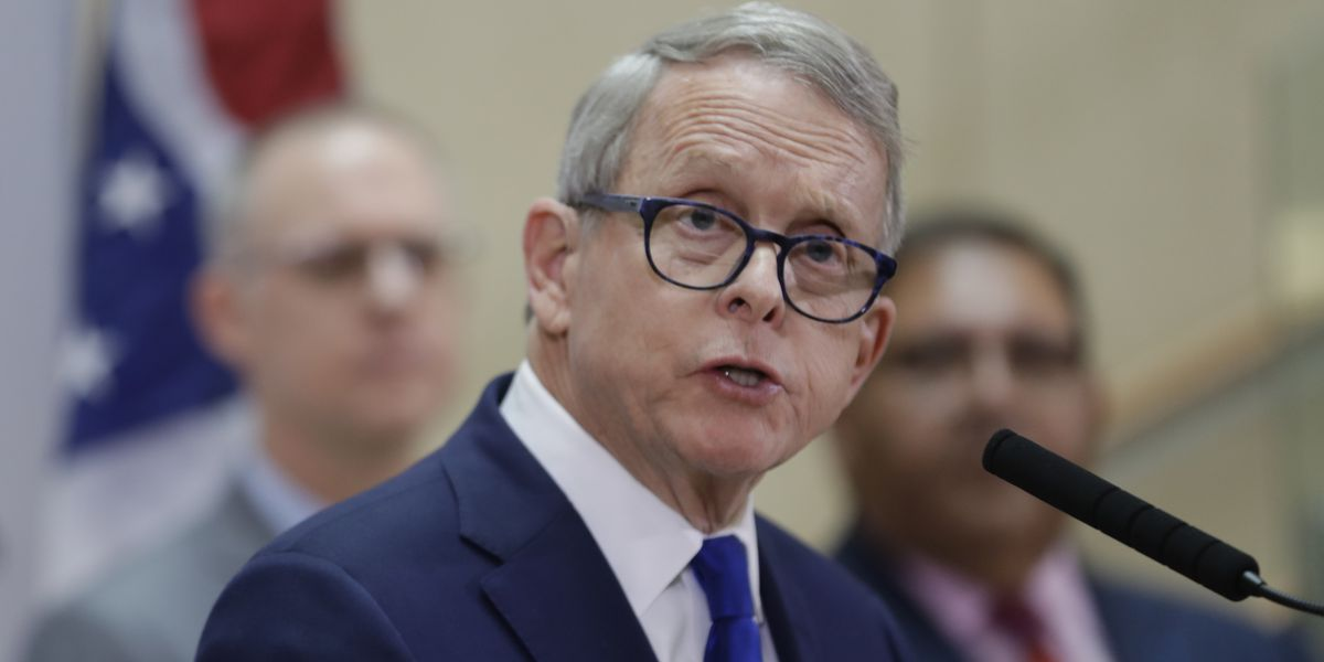 Ohio Gov. Mike DeWine says he may close schools for rest of the year