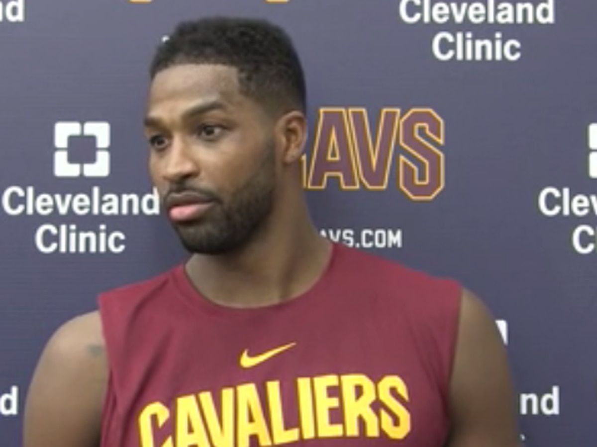 Cavs big man Tristan Thompson could miss nearly a month with foot injury