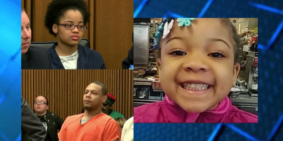Sierra Day sentenced to life in prison without parole for murder of Aniya Day-Garrett, Deonte Lewis eligible for parole after 20 years