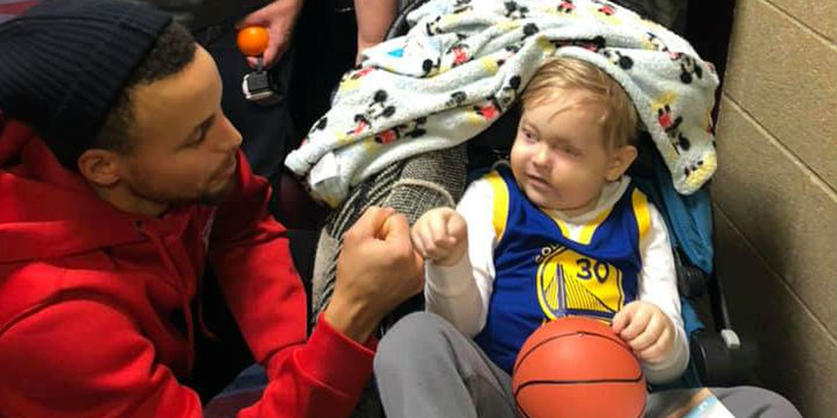 4-year-old boy who met Steph Curry at Cavs game passes away