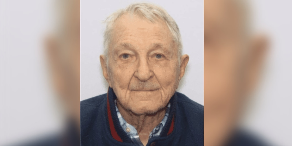 Missing Adult Alert canceled for 94-year-old man