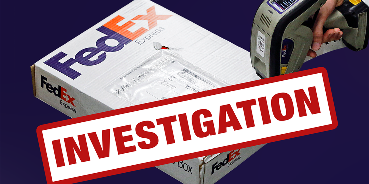 Eastlake Police: FedEx driver foils $12,000 scam targeting the elderly