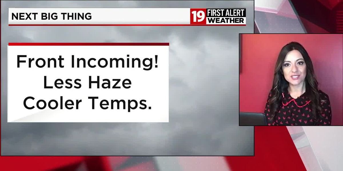 Northeast Ohio weather: Cool stretch of late-Summer weather kicks off Thursday