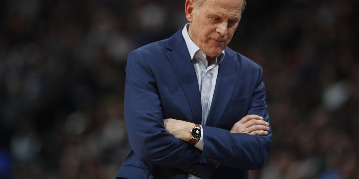 Cleveland Cavs head coach John Beilein leaves team with last place record: Report