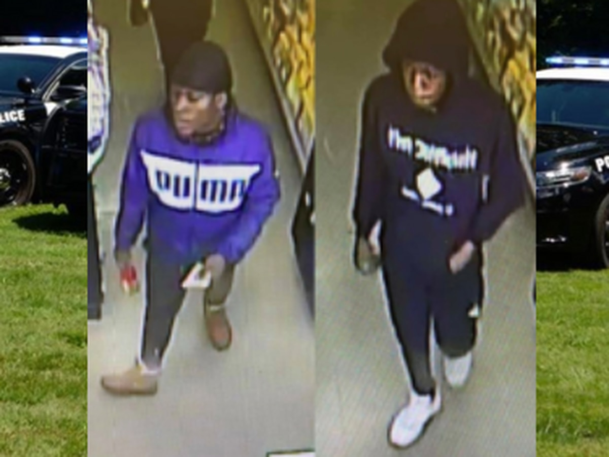 Newburgh Heights Police searching for 2 suspects after robbery at Family Dollar