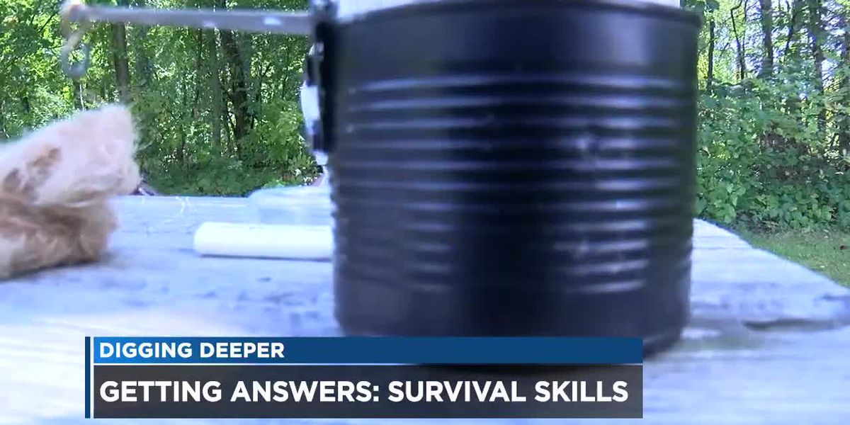 Northeast Ohio survival expert breaks down how not to die in the wild