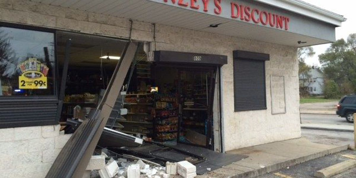 LOOK HERE: Smash-and-grab thieves strike again, 8 in 3 months