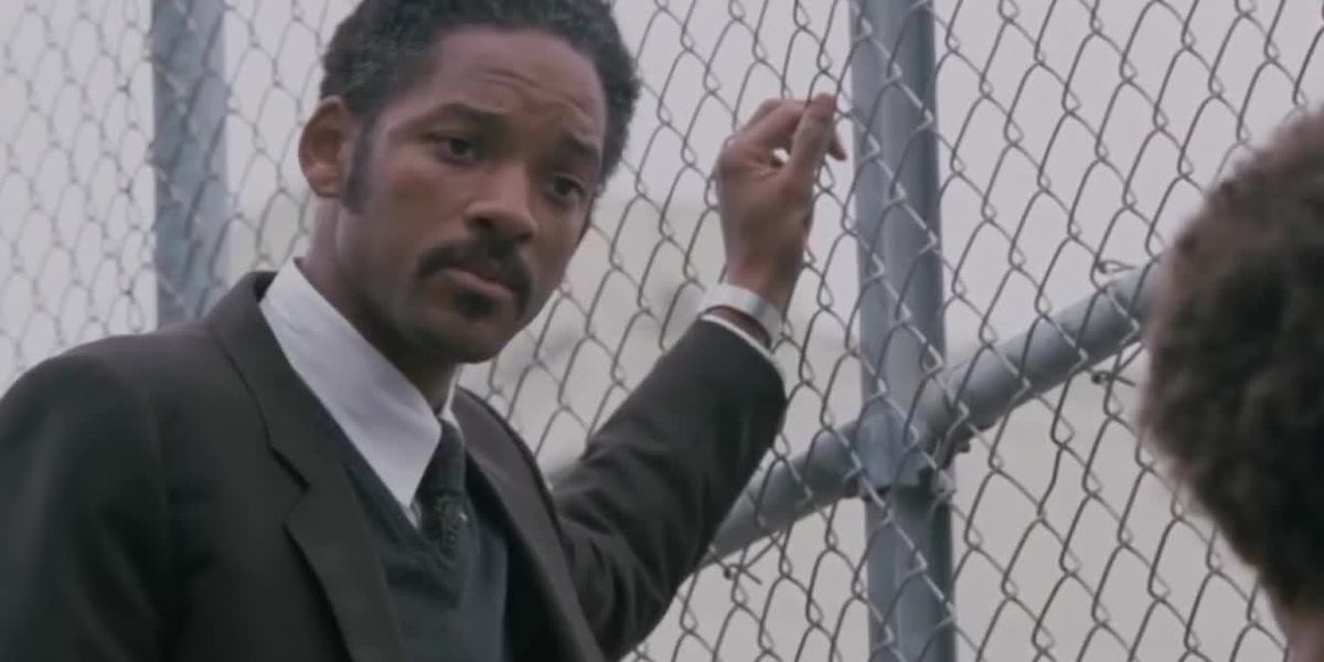 Inspiration behind 'Pursuit of Happyness' Chris Gardner breaks down film's most memorable scene
