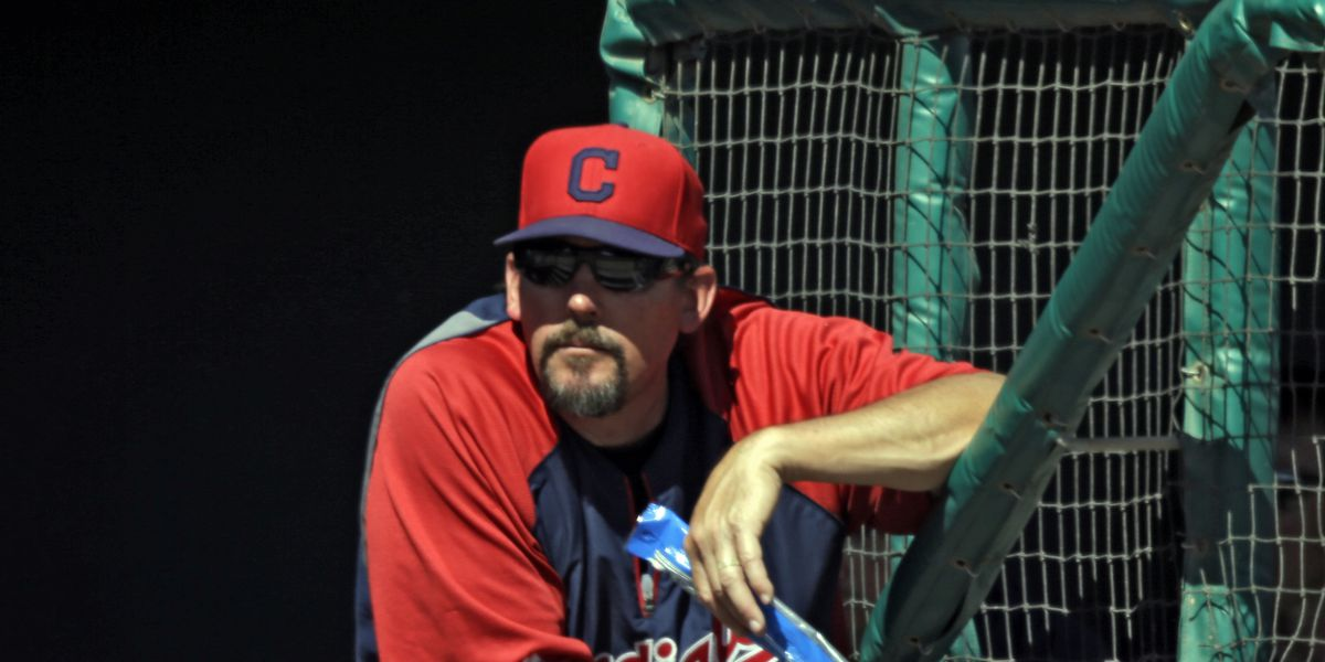 Indians hitting coach Ty Van Burkleo opts out