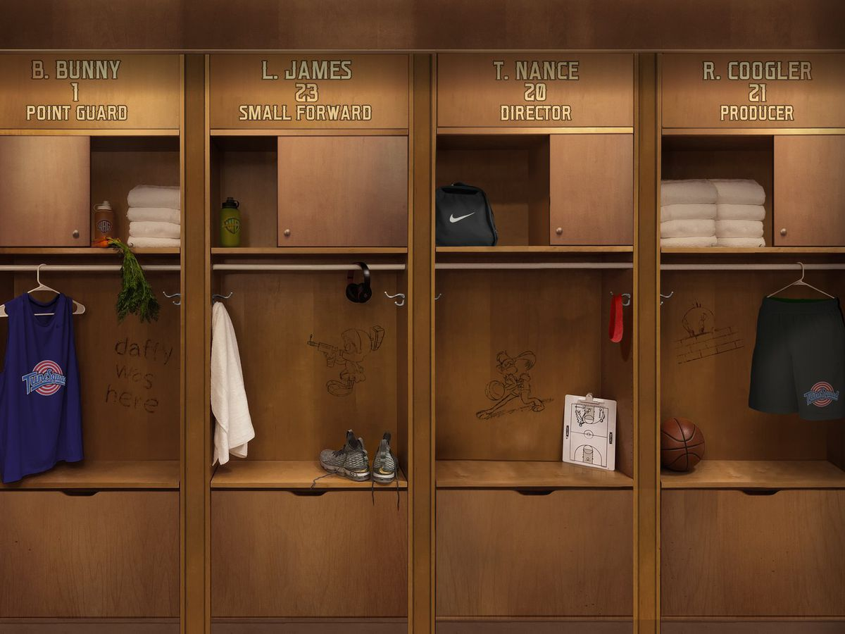 LeBron James' entertainment company hints at 'Space Jam 2' production