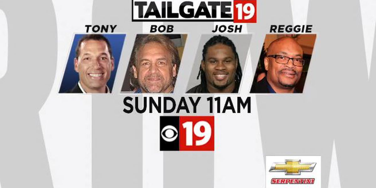 Cleveland Browns hope to bounce back from bad season opener (watch Tailgate 19)