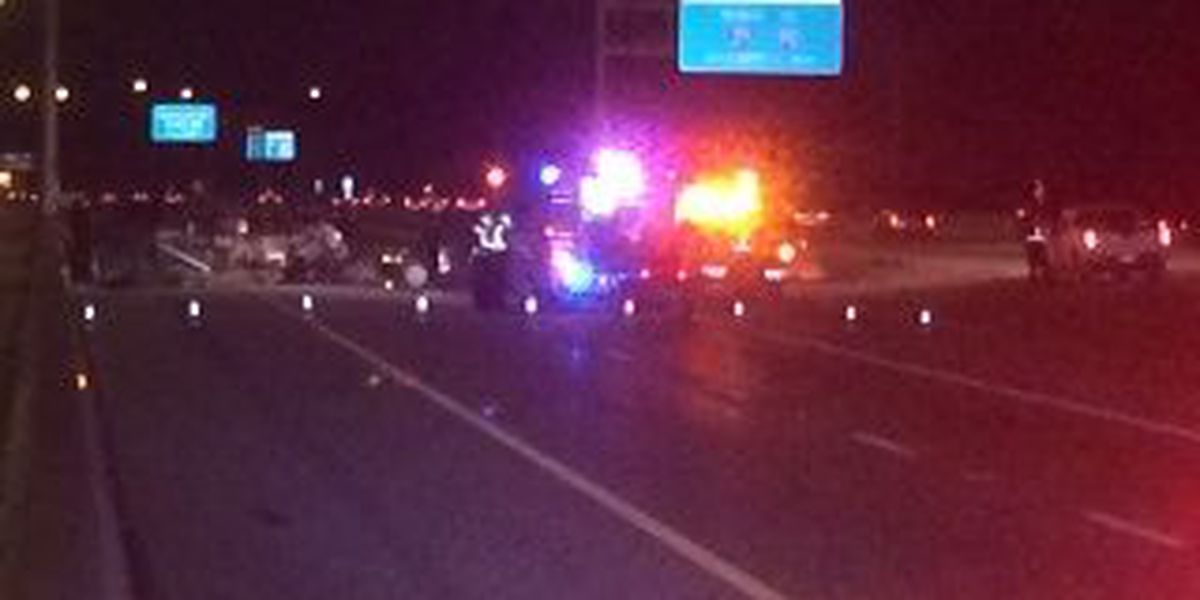 Accident shuts down I-271 NB express lanes in Pepper Pike