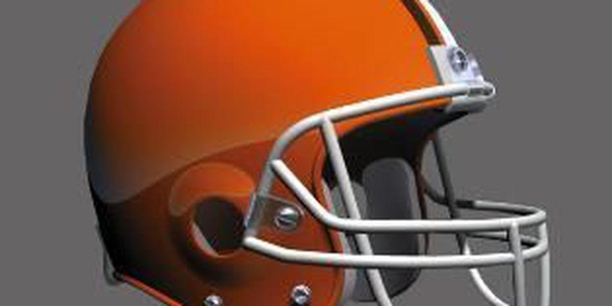 Browns 7th round pick- Garrett Gilkey