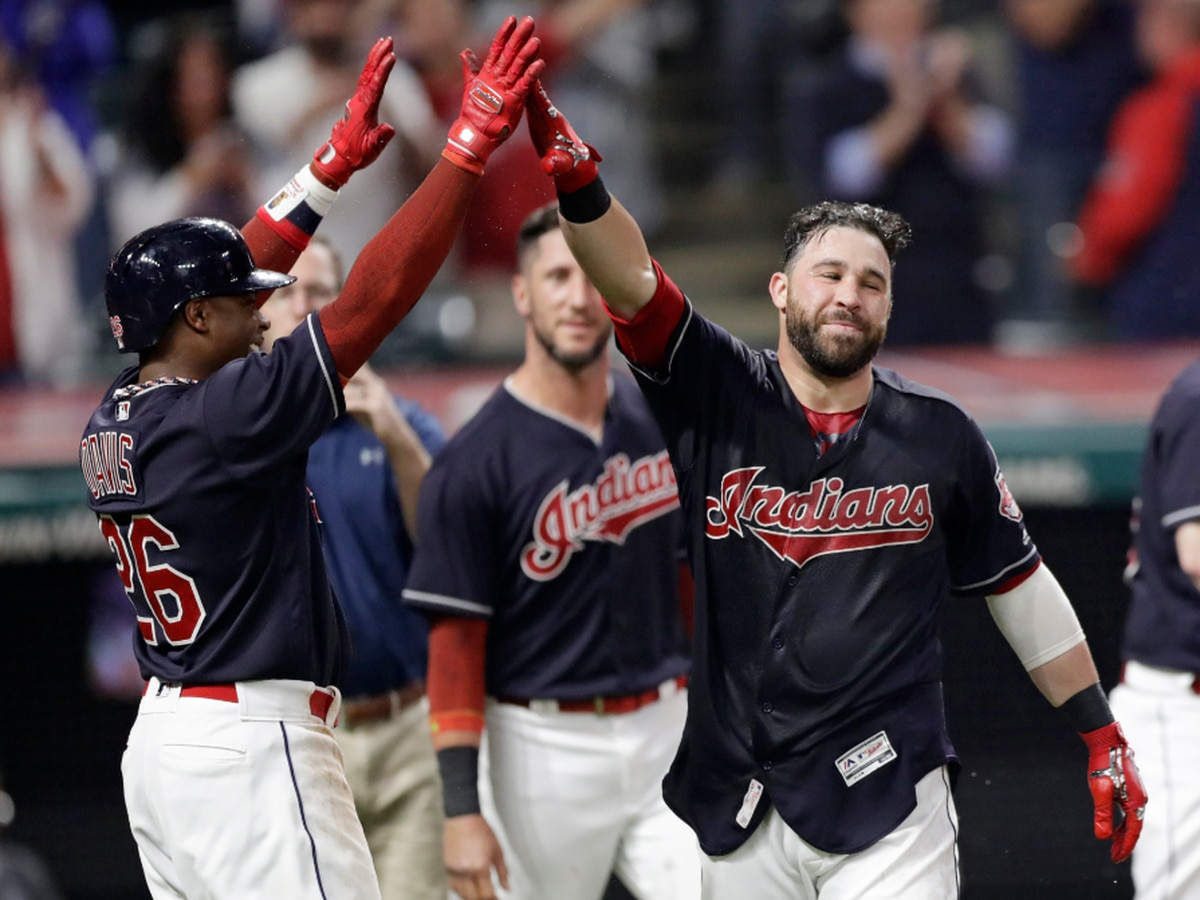 Start your day with Hammy's call of Cleveland's walk-off grand slam against the White Sox