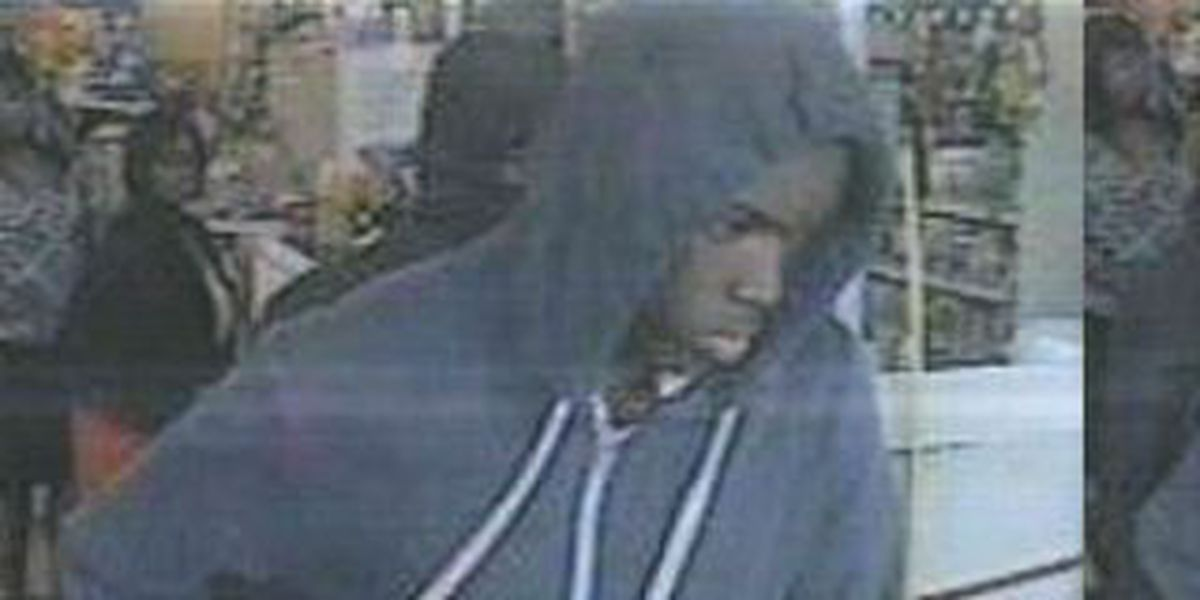 Cops search for suspect in Family Dollar robbery